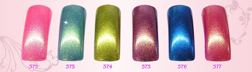 El Corazon Лак для ногтей серии Magic Shine
