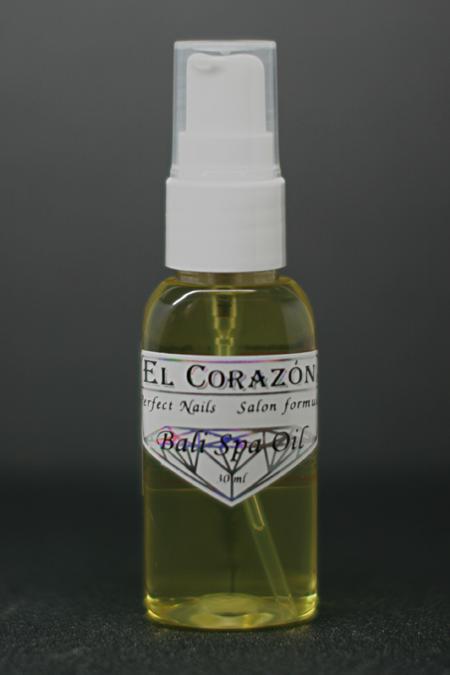 EL Corazon №428 Bali Spa Oil - Экспресс сыворотка для безобрезного маникюра 30мл